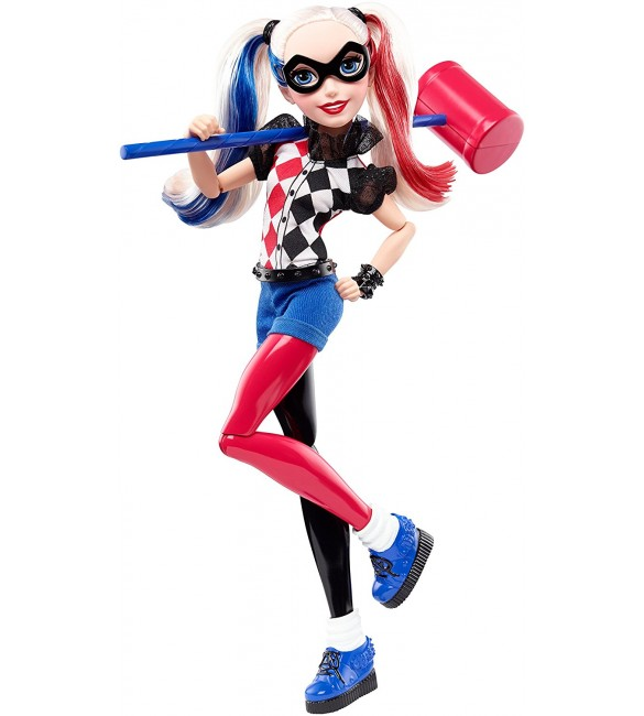 Харли Квинн кукла DC Super Hero Girls (Mattel)