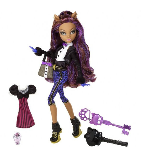 Клодин Вульф Милые 1600 Кукла Monster High (Mattel)