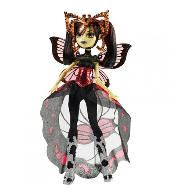 Луна Мотьюс Бу Йорк Кукла Monster High (Mattel)
