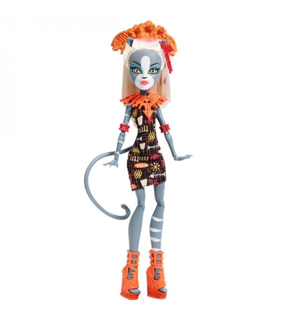 Мяулодия Кукла Monster High (Mattel)