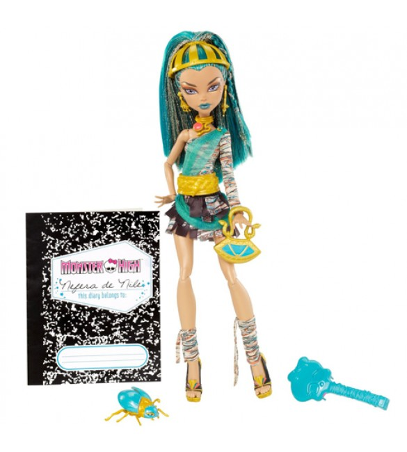 Нефера Де Нил Кукла Monster High (Mattel)