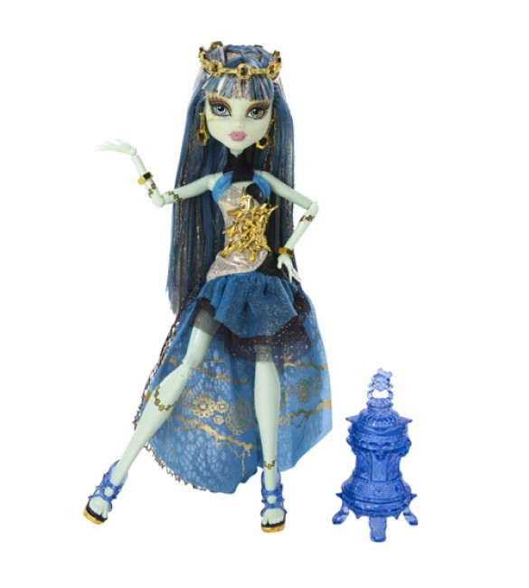 Фрэнки Штейн 13 Желаний Кукла Monster High (Mattel)