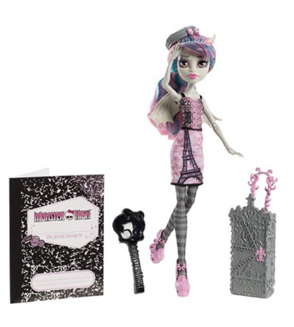Рошель Гойл Скариж Кукла Monster High (Mattel)