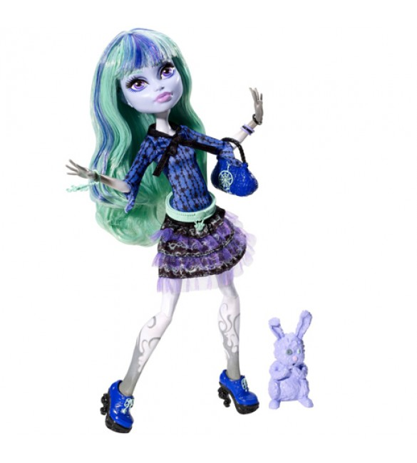 Твила (Twyla) Кукла Monster High (Mattel)