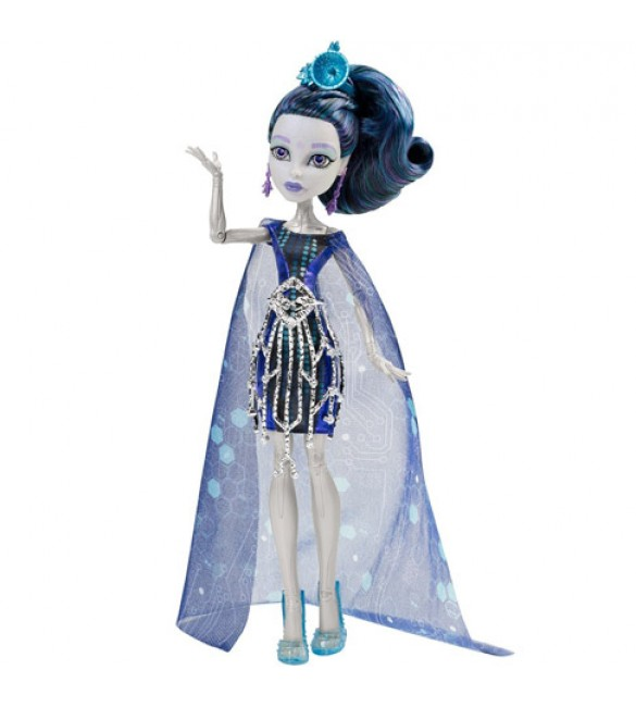 Эль Иди Бу Йорк Кукла Monster High (Mattel)