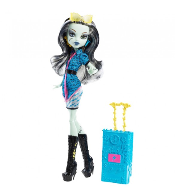 Фрэнки Штейн Скариж Кукла Monster High (Mattel)
