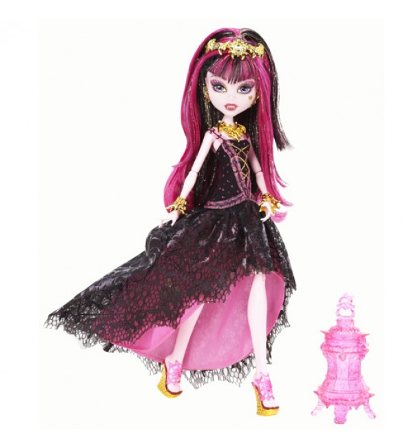 Дракулаура 13 Желаний Кукла Monster High (Mattel)