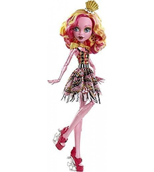 Гулиопа Джелингтон Фрик Дю Шик Кукла Monster High (Mattel)