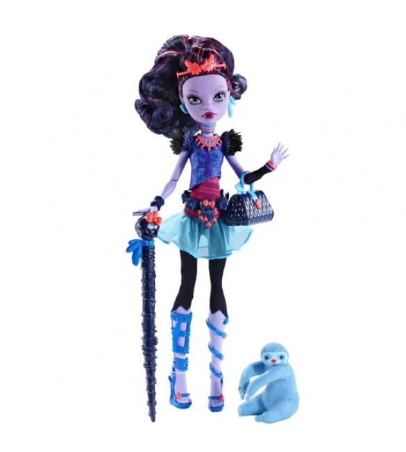 Джейн Булитл Кукла Monster High (Mattel)