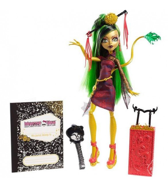 Дженифер Лонг Скариж Кукла Monster High (Mattel)