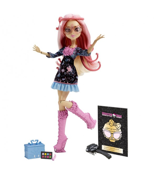 "Вайперин Горгон ""Монстры! Камера! Мотор!"" Monster High (Mattel)"