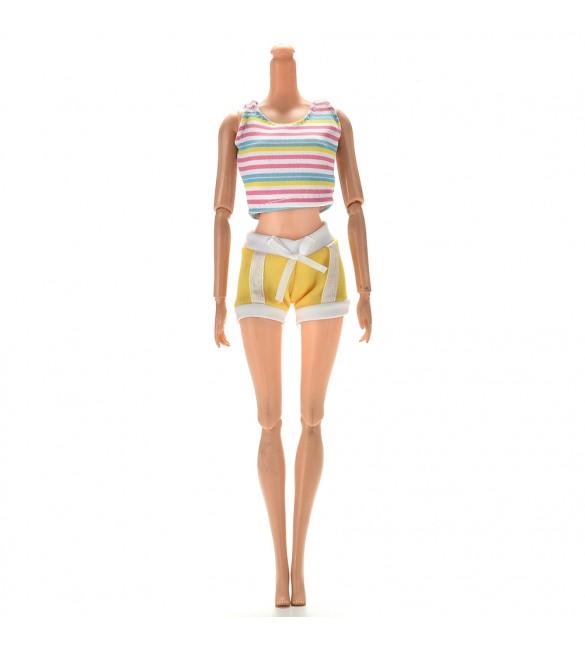 """Набор одежды для куклы Барби """"Летний"""""""
