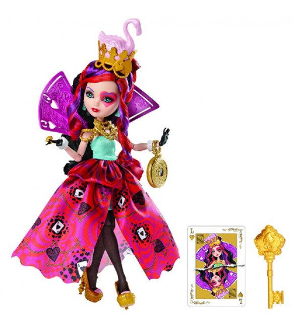 Лиззи Хартс Дорога в Страну Чудес кукла Ever After High (Mattel)