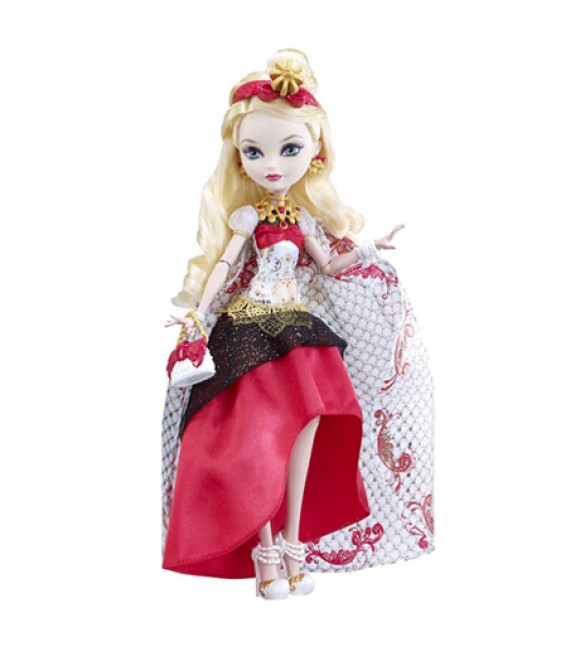 Эппл Вайт / Apple White День Наследия Ever After High (Mattel)