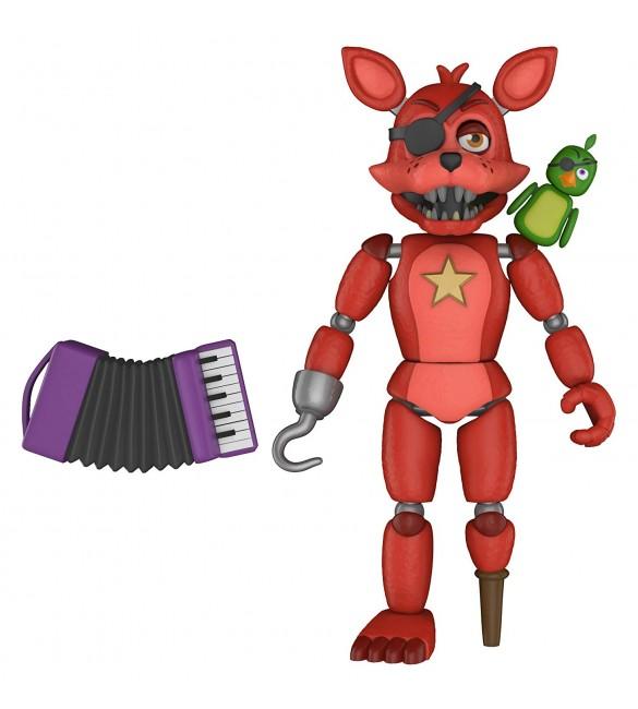 Рокстар Фокси Симулятор Пиццерии игрушка ФНаФ от Funko