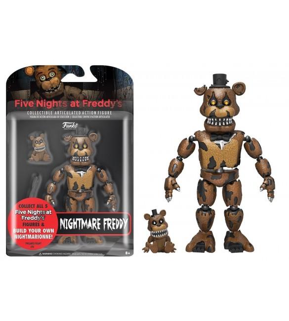 Кошмарный Фредди игрушка ФНаФ от Funko