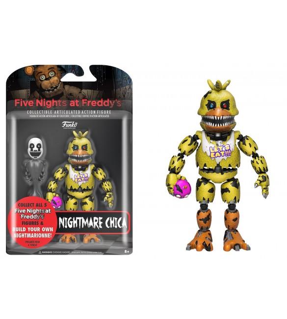 Кошмарная Чика игрушка ФНаФ от Funko