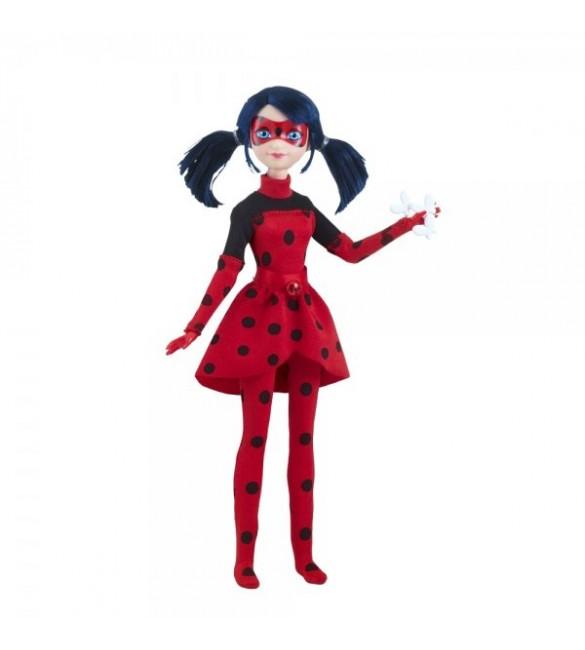 Леди Баг в юбке Кукла Miraculous (Bandai)