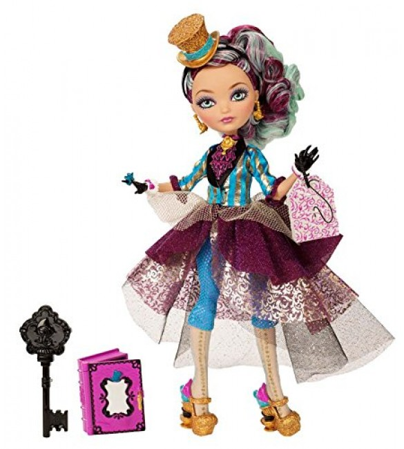 Меделин Хеттер День Наследия Ever After High (Mattel)