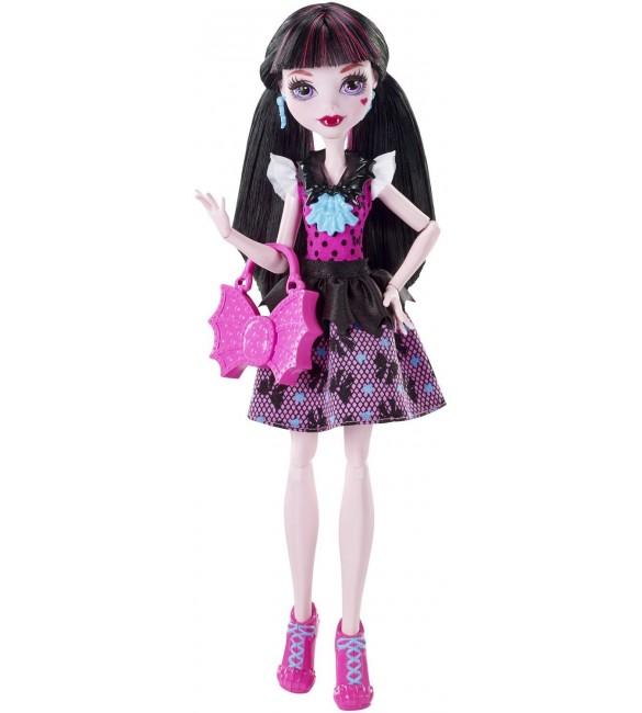Дракулаура Первый день в школе Кукла Monster High (Mattel)